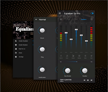 Equalizer Bass Booster Pro 1.2.4 (Paid)
