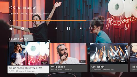 OK Video – 4K live, movies, TV shows 4