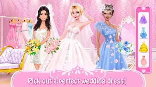 Makeup Games: Wedding Artist Games for Girls 2.4 Screenshots 3