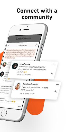 Wattpad Beta 9.4.0.2 Screenshots 5