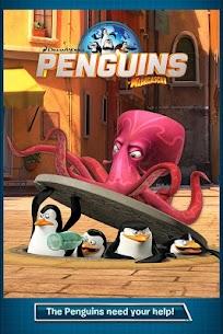 تحميل لعبة البطريق Penguins Dibble Dash للاندرويد 1