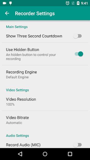 ADV Screen Recorder  Screenshots 7