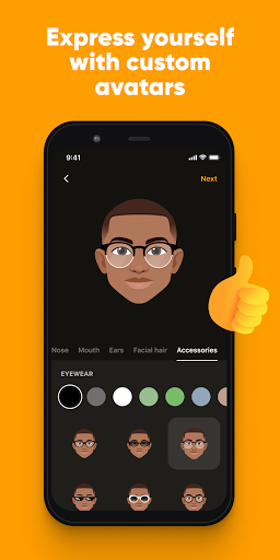 Stereo: Join real conversations with real people  Screenshots 8