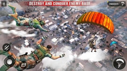 Real Commando Secret Mission Mod Apk (God Mode/Dumb Enemy) 2