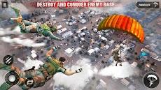 陸軍の無料オフラインシューティングゲー 日本の無料オフラインシューティングゲームのおすすめ画像2