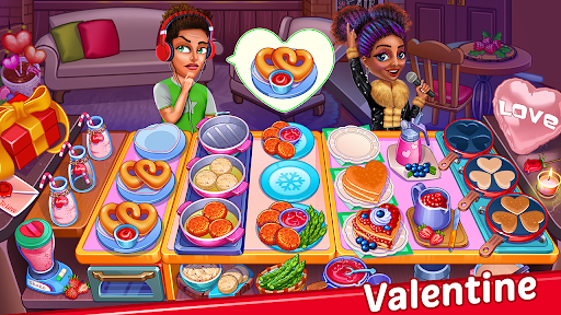 My Cafe Shop - Indian Star Chef Cooking Games 2021 1.14.3 screenshots 1