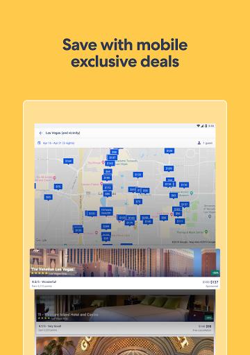 Expedia Hotel, Flight & Car Rental Travel Deals screenshots 11