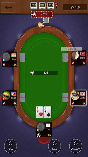 Texas holdem poker king 2020.12.03 screenshots 1