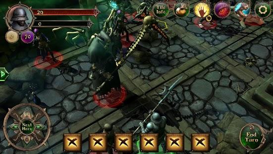 Demon's Rise Screenshot