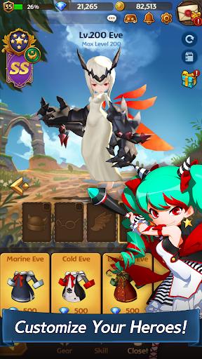 [RPG] Hello Hero: Epic Battle  screenshots 12