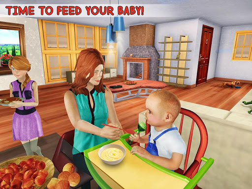 New Baby Single Mom Family Adventure apkdebit screenshots 8