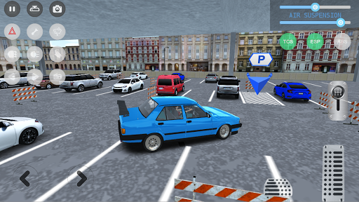 Car Parking and Driving Simulator 4.1 screenshots 4