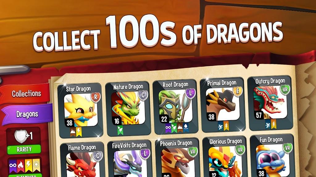 Dragon City Mobile poster 2