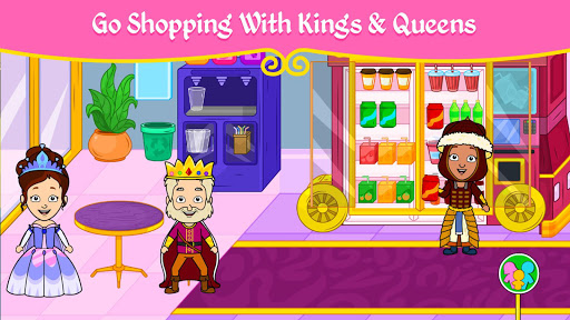 ud83dudc78 My Princess Town - Doll House Games for Kids ud83dudc51 screenshots 4