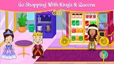 私のお姫様の町 - 子供用 ドールハウスゲームのおすすめ画像4