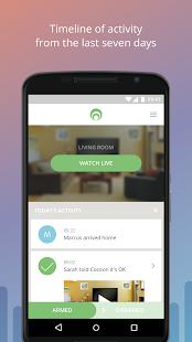Cocoon - Smart Home Security screenshots 3