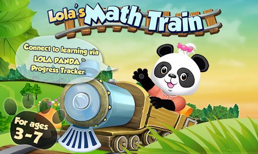 Lola's Math Train: Basic Preschool Counting 2.5.7 screenshots 1