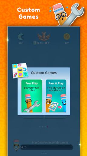 Sudoku Scramble - Head to Head Puzzle Game apkpoly screenshots 4