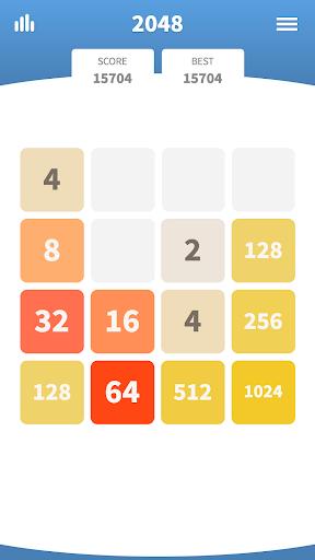 2048 Classic u00b7 Swipe Game Apkfinish screenshots 1