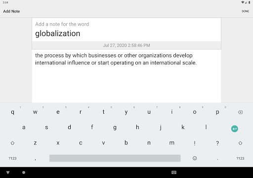 Dictionary & Translator Free 19.5.0 Screenshots 15
