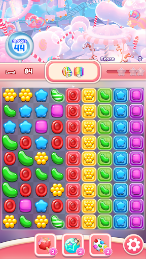Candy Go Round - #1 Free Candy Puzzle Match 3 Game 1.4.1 screenshots 4