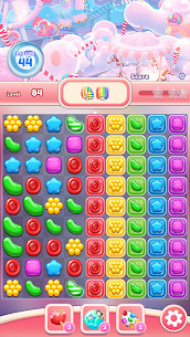 Candy Go Round – #1 Free Candy Puzzle Match 3 Game  (MOD, Unlimited Money) 4