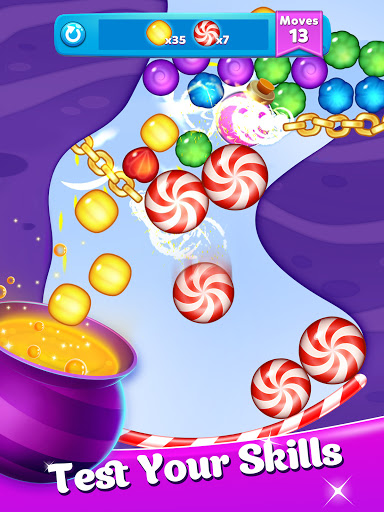 Crafty Candy Blast - Sweet Puzzle Game 1.30 screenshots 12