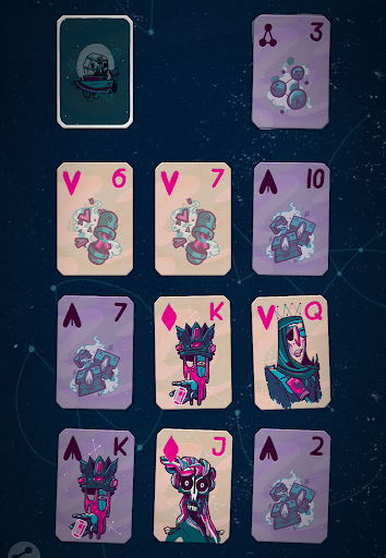FLICK SOLITAIRE apkslow screenshots 5