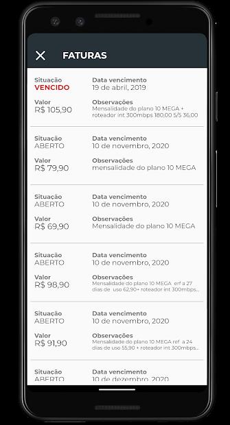 IspJet Mobile screenshot 4