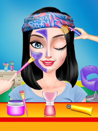 Princess Multiple Prom Spa Salon And Makeover 1.6.0 screenshots 6