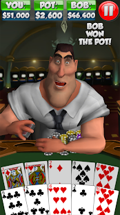 Poker With Bob Screenshot