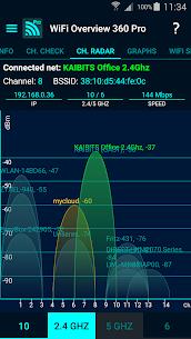 WiFi Overview v4.69.03 Mod APK 4