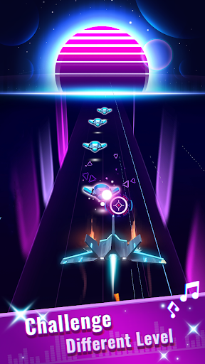 Rhythm Flight: EDM Music Game 0.8.4 Screenshots 4