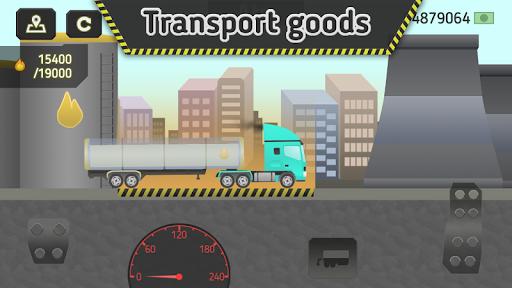 truck transport 2.0 - trucks race screenshot 3