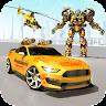 Robot Machine Transform - MegaBot Car Transform app apk icon
