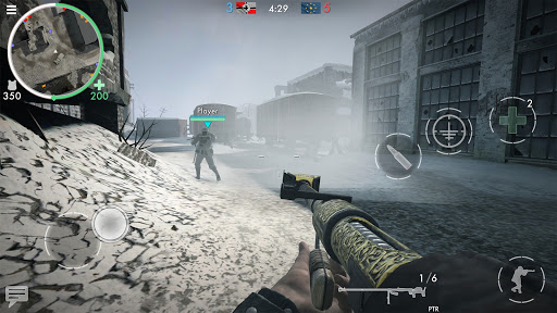 World War Heroes: WW2 FPS goodtube screenshots 2