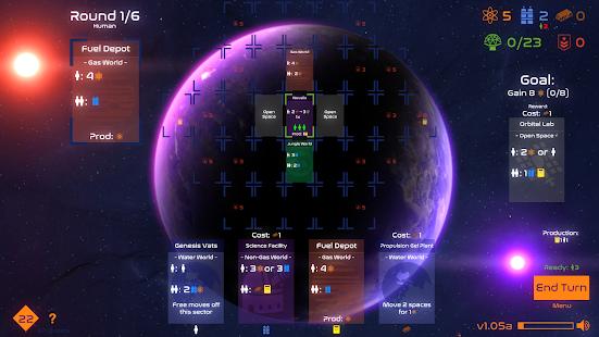 Скриншот №2 к Solar Settlers