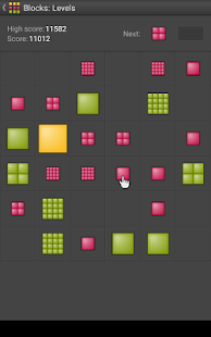 Blocks: Levels - Puzzle game