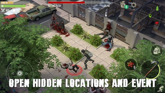 Prey Day Mod Apk: Survive the Zombie (GOD MODE) Download 6