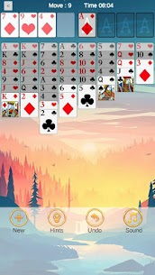 FreeCell Solitaire 1.2 Unlocked MOD APK Android 2