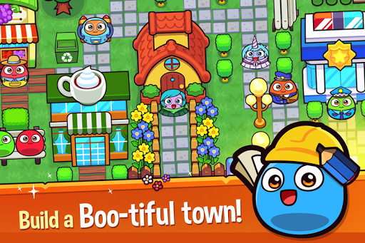 My Boo Town - Cute Monster City Builder 2.0.2 screenshots 2