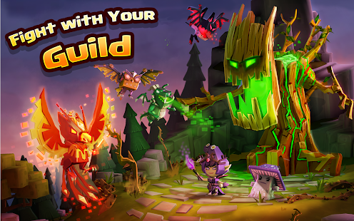 Dungeon Boss Heroes - Fantasy Strategy RPG Unlimited Money