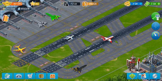 Airport City [v8.13.28] APK Mod for Android logo
