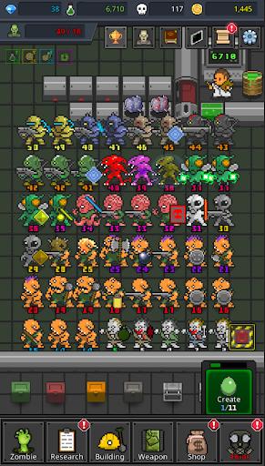 Grow Zombie VIP - Merge Zombies  screenshots 11