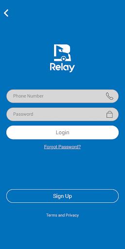 Relay - Get a Truck Driver on Demand 1.1.9 screenshots 1