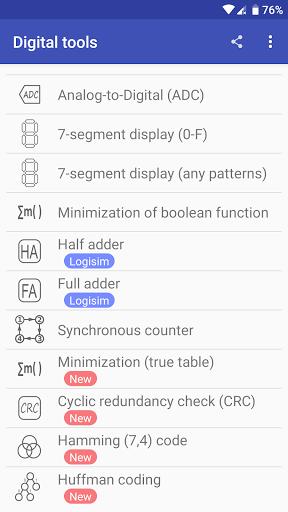 Electronics Toolbox modavailable screenshots 3