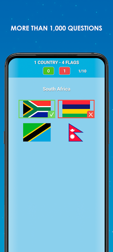 Countries, capitals and flags of the world  screenshots 3