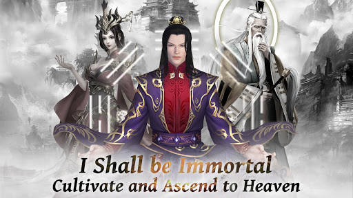Immortal Taoists - Idle & Adventure 1.5.7 Screenshots 11