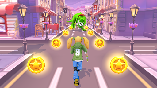 Angry Gran Run - Running Game  screenshots 2