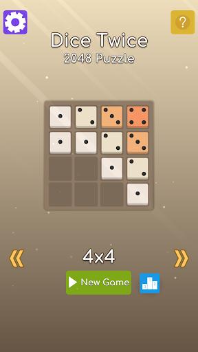Dice Twice: 2048 Puzzle apk 1.1.13 screenshots 2